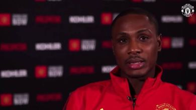 Photo of Just In! Coronavirus Stops Odion Ighalo From Manchester United's Winter Break Trip To Spain