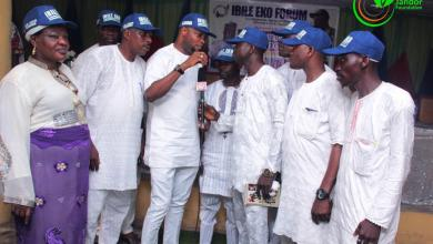 Photo of Team Jandor Inaugurates Olorunda Chapter