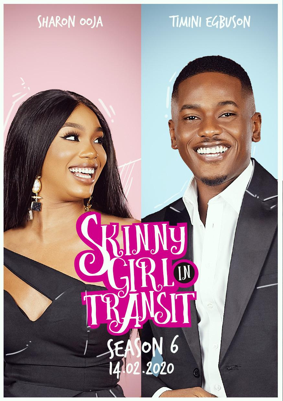 NdaniTV's Skinny Girl In Transit Is Back For A 6th season!