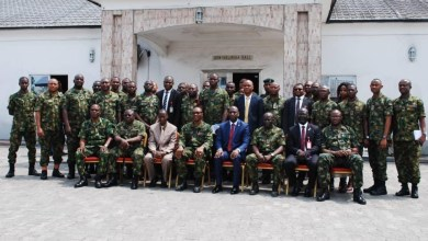 Photo of EFCC Conducts Training In Evidence Handling For Military Officers In Delta Region