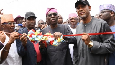 Photo of 'Rain' Of Projects In Bariga As Sanwo-Olu Commissions 11 Roads, Others + Photos