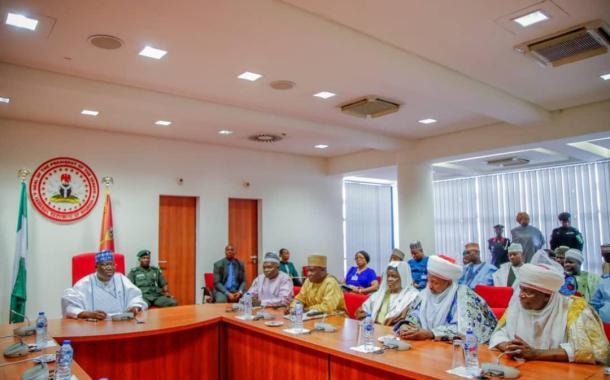 Senate To Buhari: Declare Bandits 'Terrorists', Wage Total War Against Them