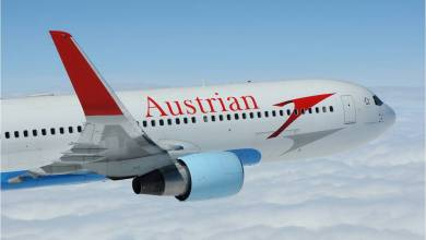 Photo of Coronavirus: Austrian Airlines To Suspend Flights From Thursday