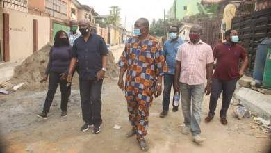 Photo of Isolo LCDA Chairman Expresses Delight On Idowu Oshifodunrin Road Reconstruction Project