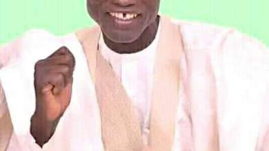 Photo of Jigawa State Assembly Member Dies