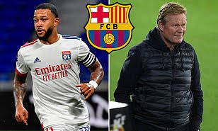 Photo of Transfer: Koeman Confirms Player That Will Leave Barcelona This Month