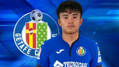 Photo of Real Madrid's Kubo Joins Getafe On Loan