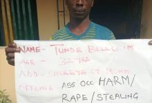 Photo of Taxi Driver Kidnaps, Rapes Passenger