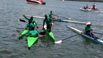 Photo of Sports Minister Sets Olympics Target For Rowing Canoeing Sailing Federation