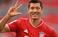 Lewandowski Sets Another Record In Bayern's Victory Over Freiburg