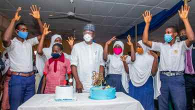 Photo of Kwara Gov Marks 61stBirthday At Special Needs School;School Gets Modern Learning Aids, Solar Power