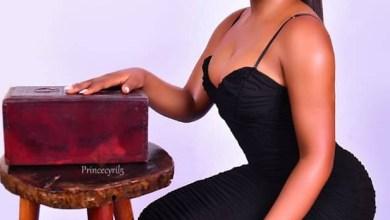 Photo of International Model Stevana Steve Dazzles In New Photoshoot For Valentine
