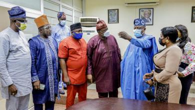 Photo of Obasa Commends LASUBEB For Positive Impact In Lagos Education Sector