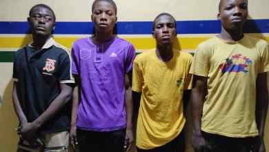 Photo of Four Teenagers In Police For Gang-rapping Girl In Ejigbo + Photo
