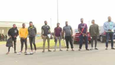 Photo of Nine Suspected Internet Fraudsters Arrested In Minna