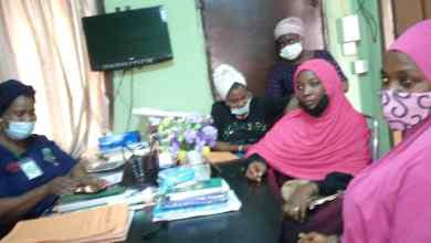 Photo of Ogun Muslim Women's Organization Pays Patients' Hospital Bill
