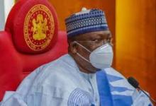 Photo of Senate President Mourns Hon. Yuguda Hassan-Kila