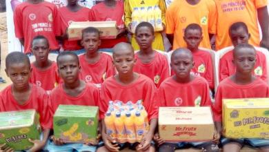 Photo of Three Centres Shortlisted For 3rd Prince GAS U-10 Football Completion
