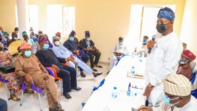 Photo of In Pictures, Dare At Oyo State APC Stakeholders' Meeting For Membership Registration Exercise