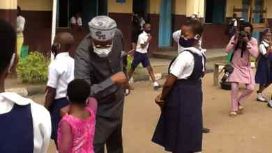 Photo of Faleke Storms Ikeja Schools With Big Empowerments: Commissions ICT Centres, Distributes Laptops To Students