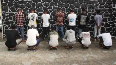 Photo of 14 'Yahoo' Boys In EFCC's Net In Lagos