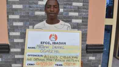 Photo of Man Convicted For Impersonation In Ibadan