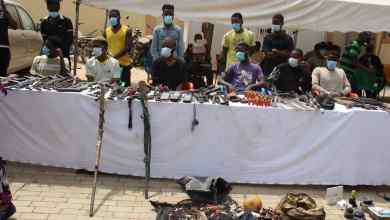 Photo of Operation Puff Adder II Yields Result As Police Arrest 48 Notorious Criminal Suspects