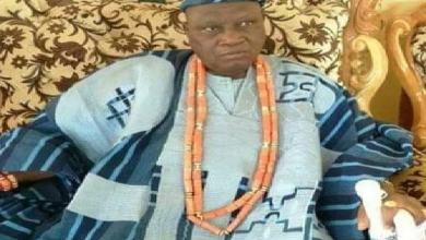 Photo of Ex-Governor Ahmed Mourns Olupo Of Ajasse