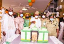 Photo of In Pictures, Aregbesola Commissions COCOS Hotel & Gardens Owned By NCoS' Cooperative Society