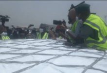 Photo of Just I:First Batch Of AstraZeneca Vaccines Arrive Nigeria