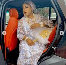 Photo of Yoruba Film Industry Bubble As Popular Actress, Tayo Sobola Weds
