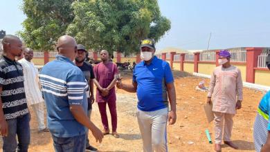 Photo of Youth & Sports Minister Inspects 80-bed Hospital At Ogbomoso