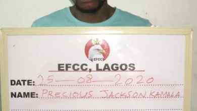 Photo of Court Jails Man One Year For N65m Fraud In Lagos