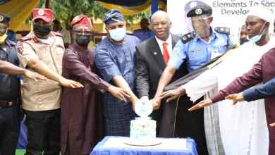 Photo of Lagos CP, Dignitaries Launch POCACOV In Lagos