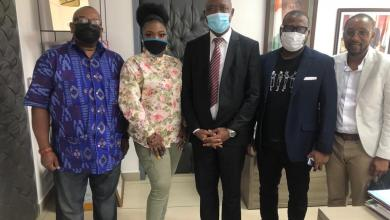 Photo of AFRIMA 2021: Ivorians Jubilate As AFRIMA Team Visits Abidjan