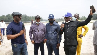 Photo of Rivers Community Lauds NDDC For Land Reclamation Project