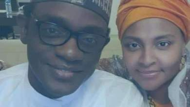Photo of Inside Details Of How Abacha's Daughter, Gumsu, Became Fourth Wife Of Yobe Gov