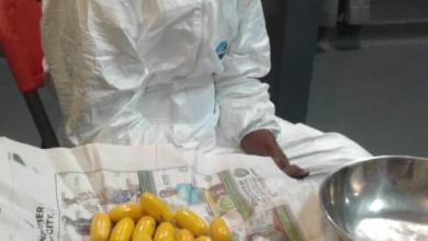 Photo of NDLEA Intercepts Drug Packed In Cornflake Cartons; 2 Traffickers Excrete Cocaine, Heroin At Lagos Airport + Videos, Photos