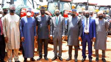 Photo of In Pictures, Nasarawa Gov, Adebayo, Others At Facility Tour Of Dangote Sugar Factory, Sugarcane Farm In Nasarawa State