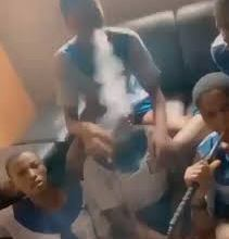 Photo of Lagos Suspends Five Female Pupils Caught Smoking Shisha