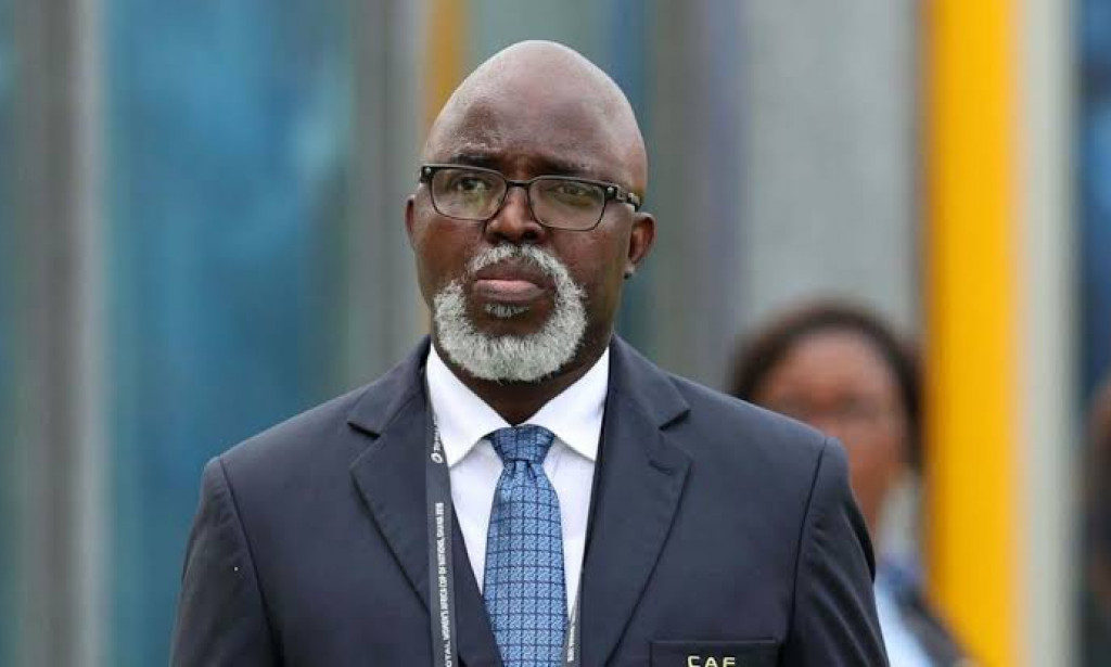 Osun Suitable For Sports Development, Says NFF President, Amaju Pinnick
