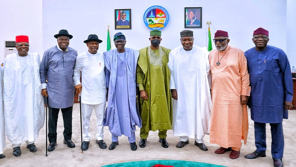 Insecurity: Southern Governors Urge Buhari To Address The Nation, Demand For State Police