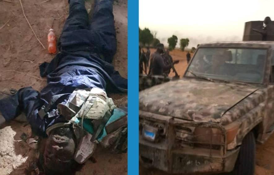 Police Operatives Decimate 8 Boko Haram Terrorists in Maiduguri