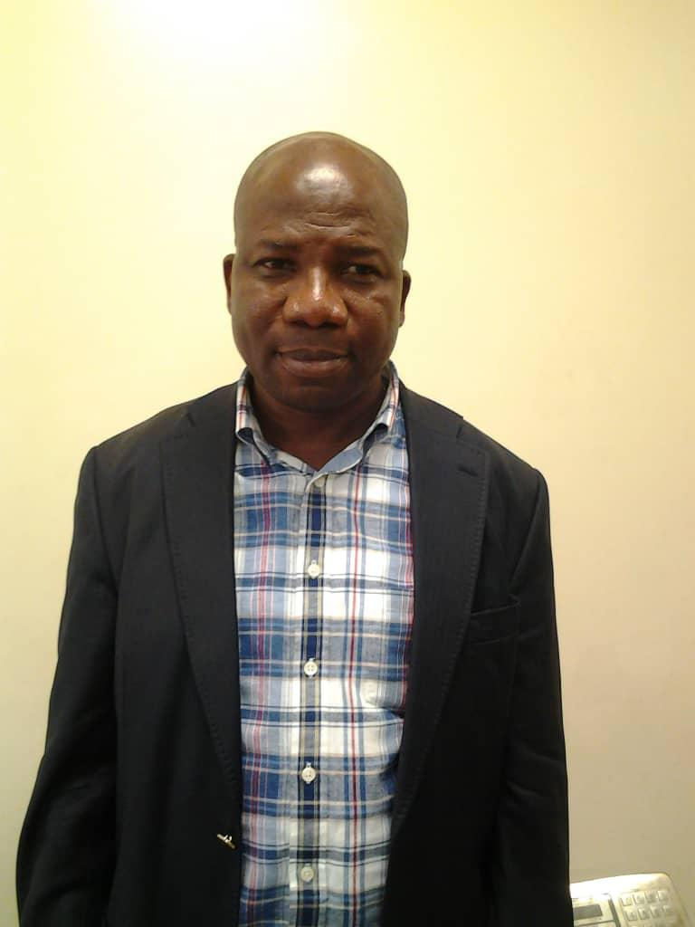 See Former Vice Chairman Of Lagos Council Arrested With Cocaine Concealed In His Slippers At Lagos Airport
