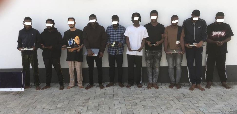 EFCC Arrest 10 Suspected Internet Fraudsters in Enugu