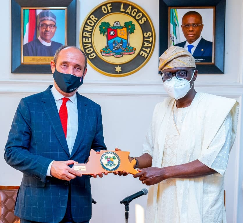 Lagos, Czech Republic To Partner On Technology, Agriculture, Others