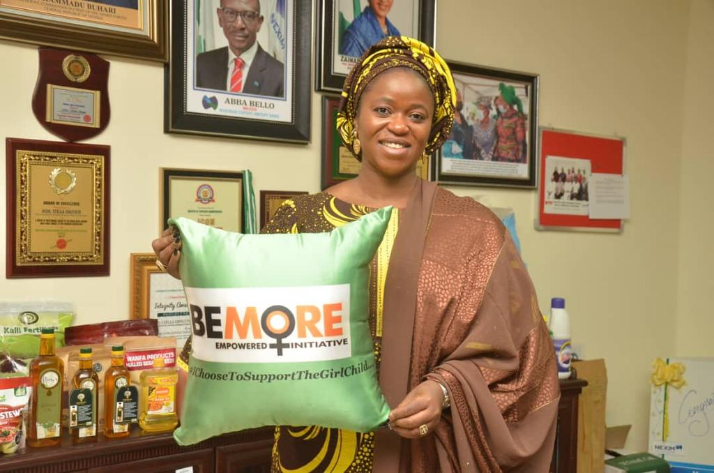 APC Woman Leader Throws Weight Behind BEMORE