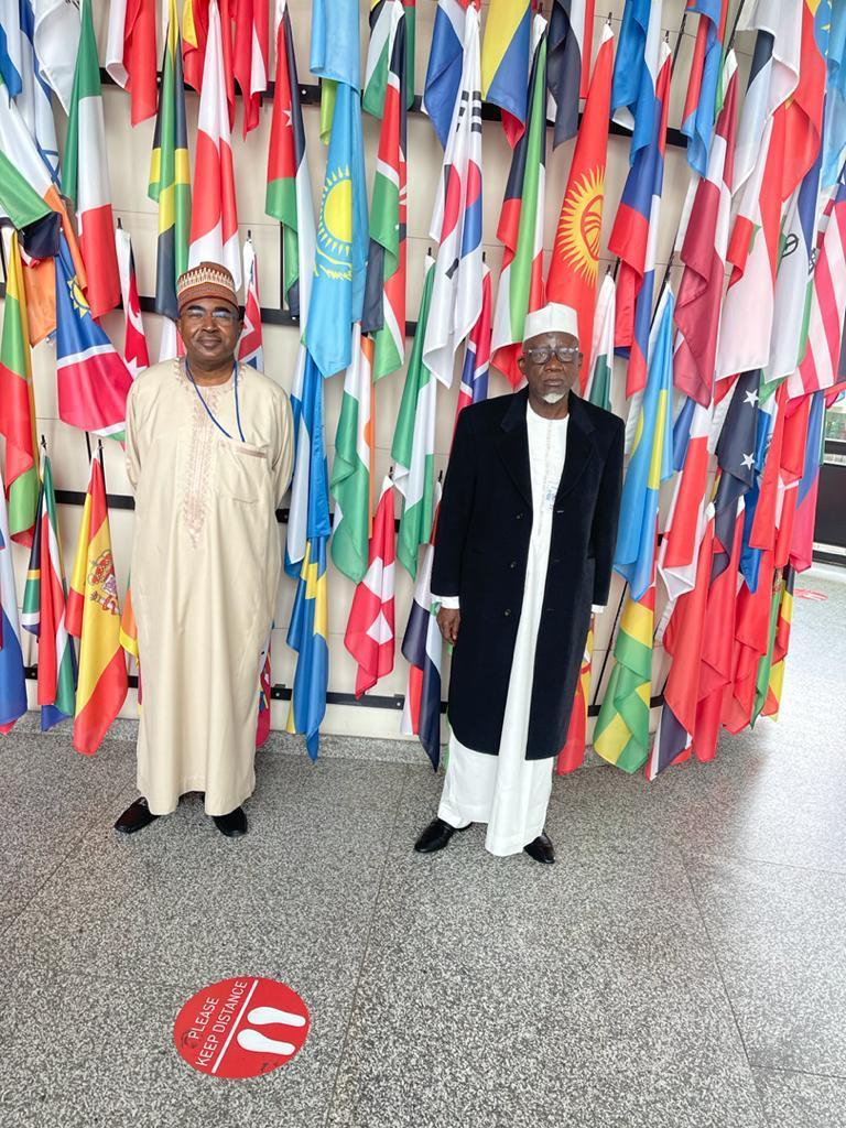 Nigeria Seeks Global Efforts Against Terrorism, Drug Trafficking