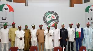 Insecurity: Devolve Powers To State, PDP Govs Tell BuhariAs Makinde Hosts PDP Govs Forum