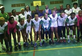 Minister Rescues Female Handball Nations Cup Dream